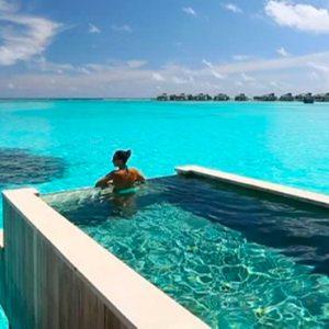 Maldives Honeymoon Packages Six Senses Laamu Ocean Water Villa With Pool