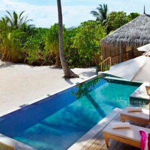 Maldives Honeymoon Packages Six Senses Laamu Pool