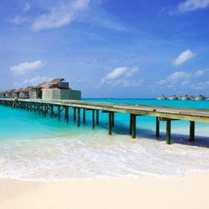Maldives Honeymoon Packages Six Senses Laamu Rooms Exterior View