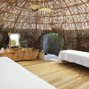 Maldives Honeymoon Packages Six Senses Laamu Spa Treatment Room