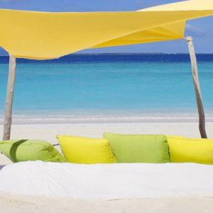 Maldives Honeymoon Packages Six Senses Laamu Sunken Table Experience