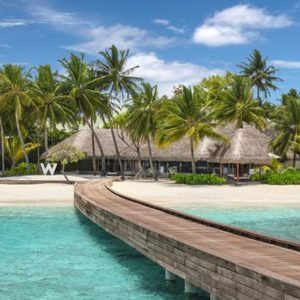 Maldives Honeymoon Packages W Retreat & Spa Maldives Entrance View 2