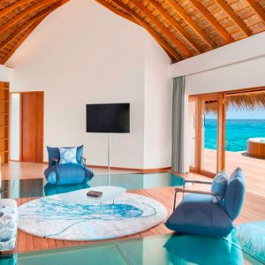 Maldives Honeymoon Packages W Retreat & Spa Maldives Extreame WOW Ocean Haven