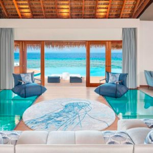 Maldives Honeymoon Packages W Retreat & Spa Maldives Extreame WOW Ocean Haven 1