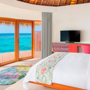 Maldives Honeymoon Packages W Retreat & Spa Maldives Extreame WOW Ocean Haven 3