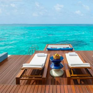 Maldives Honeymoon Packages W Retreat & Spa Maldives Pourch View 2