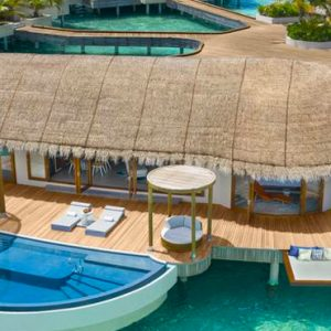 Maldives Honeymoon Packages W Retreat & Spa Maldives Room Exterior 2