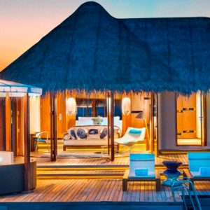 Maldives Honeymoon Packages W Retreat & Spa Maldives Room Exterior 3