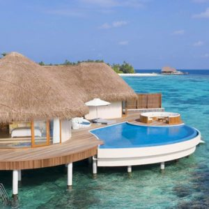 Maldives Honeymoon Packages W Retreat & Spa Maldives Room Exterior