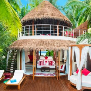 Maldives Honeymoon Packages W Retreat & Spa Maldives Room Exterior 4