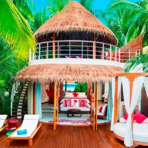 Maldives Honeymoon Packages W Retreat & Spa Maldives Wonderful Beach Oasis 2 Queen Exterior
