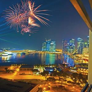 Marina Mandarin - Luxury Singapore Honeymoon Packages - Celebrations