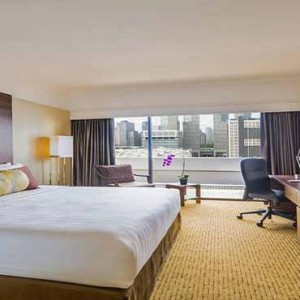 Marina Mandarin - Luxury Singapore Honeymoon Packages - Deluxe room