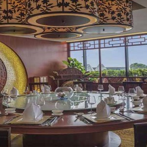 Marina Mandarin - Luxury Singapore Honeymoon Packages - Dining