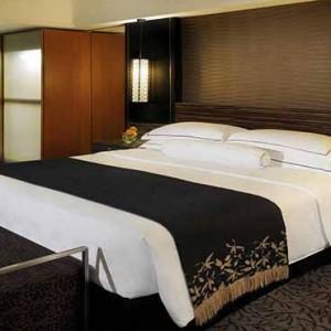 Marina Mandarin - Luxury Singapore Honeymoon Packages - Marina suite