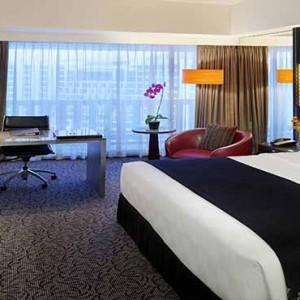 Marina Mandarin - Luxury Singapore Honeymoon Packages - Meritus Club Room