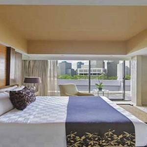 Marina Mandarin - Luxury Singapore Honeymoon Packages - Presidential Suite