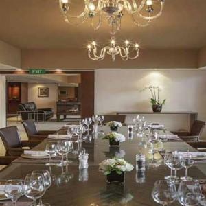 Marina Mandarin - Luxury Singapore Honeymoon Packages - Presidential Suite dining