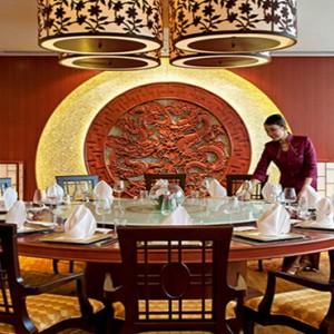 Marina Mandarin - Luxury Singapore Honeymoon Packages - Restaurant1