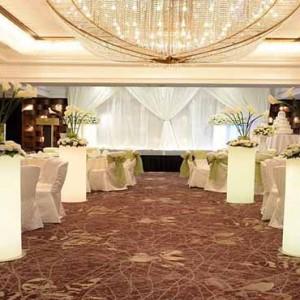 Marina Mandarin - Luxury Singapore Honeymoon Packages - Wedding