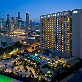Marina oriental - Singapore Honeymoon Packages - thumbnail