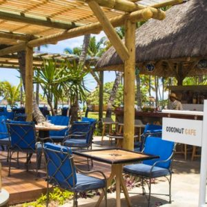Mauritius Honeymoon Packages La Pirogue Mauritius Coconut Cafe
