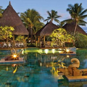 Mauritius Honeymoon Packages La Pirogue Mauritius Pool 2