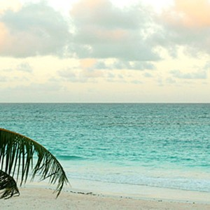 Pink Sands - Bahamas Honeymoon Packages - beach