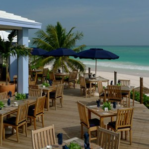 Pink Sands - Bahamas Honeymoon Packages - restaurant