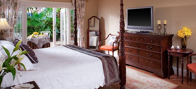 Sandals Royal Bahamian - Bahamas Honeymoon Packages - bedroom