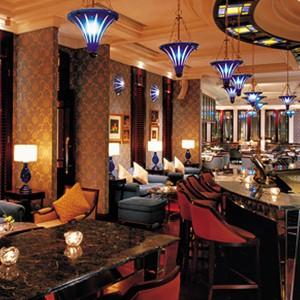 Shangri-La Island Hong Kong - Honeymoon - bar