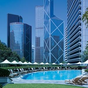 Shangri-La Island Hong Kong - Honeymoon - exterior