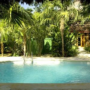 The Caves - Jamaica Honeymoon Packages - pool
