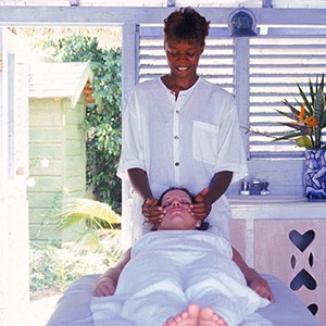 The Caves - Jamaica Honeymoon Packages - spa