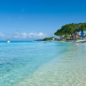 The House - Barbados Honeymoon Packages - beach