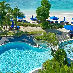 The House - Barbados Honeymoon Packages - pool