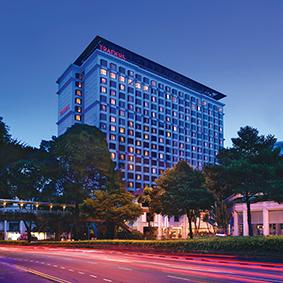 Hotel Jen Singapore Honeymoon - thumbnail
