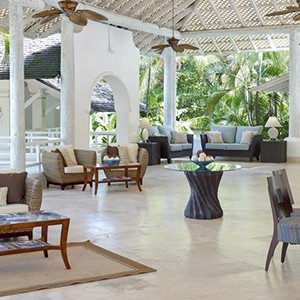 Turtle Beach Resort - Barbados Honeymoon Packages - lobby