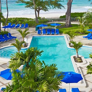 Turtle Beach Resort - Barbados Honeymoon Packages - pool