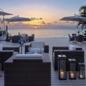 Bar At Sunset The House Barbados By Elegant Hotels Barbados Honeymoons