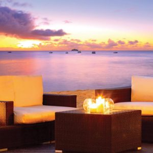 Sunset On The Beach The House Barbados By Elegant Hotels Barbados Honeymoons