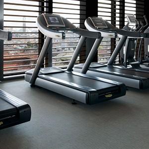Armani Milano - gym