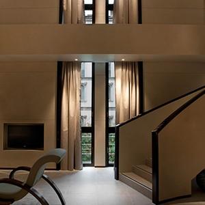 Armani Milano - lounge