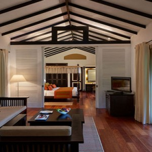 Cinnamon Lodge Habarana Luxury Sri Lanka Honeymoon Package Suite1
