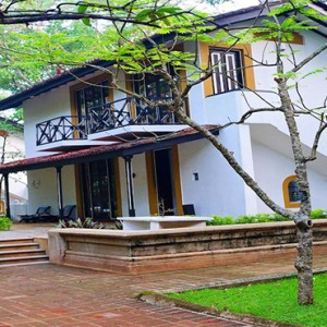 Cinnamon Lodge Habarana - Luxury Sri Lanka Honeymoon Package - exterior lodge