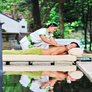 Cinnamon Lodge Habarana - Luxury Sri Lanka Honeymoon Package - spa