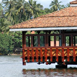 Club Bentota - Sri Lanka Honeymoon Packages - lagoon