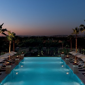 Conrad Algarve - pool