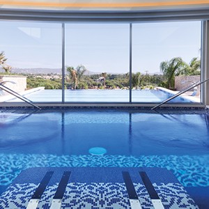Conrad Algarve - spa pool