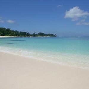 Denis Private Island - Seychelles Honeymoon Packages - beach